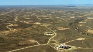 Hydro-Fracking-Field