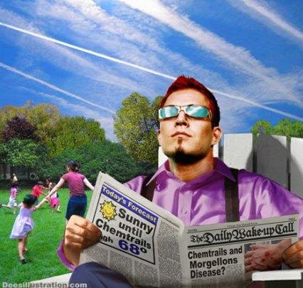 GEOINGENIERIA: así manipulan el clima para venderte el calentamiento global