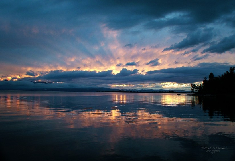19-sunset2-on-flathead-lake
