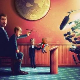 Puppet Trump