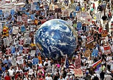 The Earth Wants You To StopShopping
