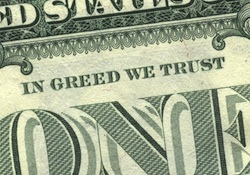 In-Greed-We-Trust